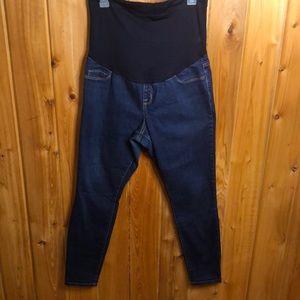 Liz Lange Maternity Jegging Jeans Size 12